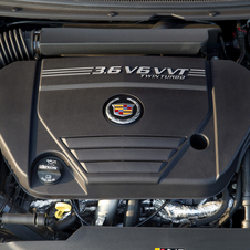 GM has been making big strides with V6 engines like with the twin-turbo version in the CTS