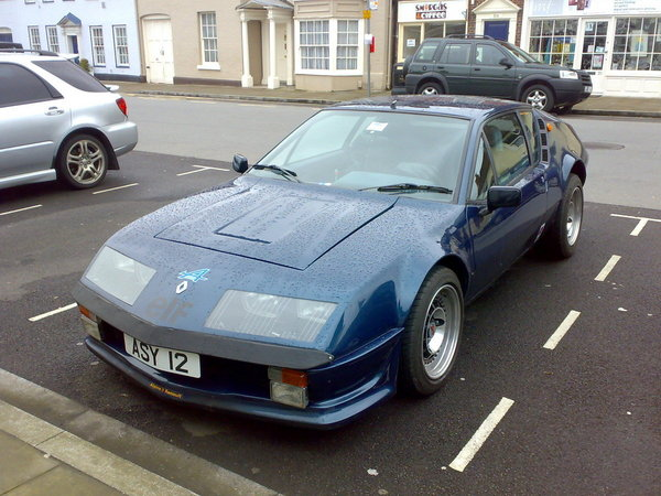 Renault ALPINE A310. share. tell a friend share on facebook share on twitter