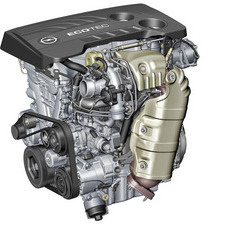 The new engine will have better emissions and fuel economy along with other engine families