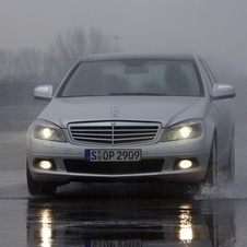 Mercedes-Benz C Station 220 CDI BlueEfficiency