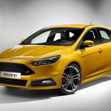 Ford Focus ST 2.0 TDCi