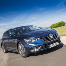 Renault Talisman Sport Tourer Energy dCi Twin Turbo EDC Intens