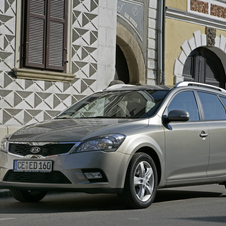Kia cee'd SW 1.6 CRDi 115hp AT EX