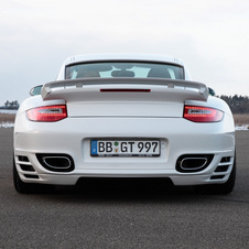 TechArt 911 Turbo (997)