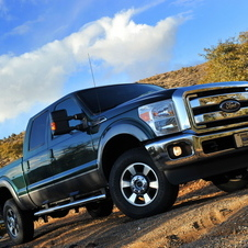 Ford F-Series Super Duty F-350 137-in. WB XL Styleside DRW Regular Cab 4x4