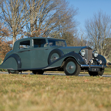 Rolls-Royce Phantom III Sedanca de Ville by Hooper & Co.