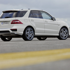 Mercedes to Offer €109k ML63 AMG in Europe Starting in March