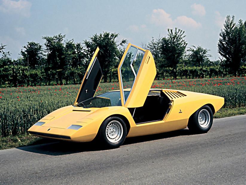 High Quality Lamborghini Countach Prototype