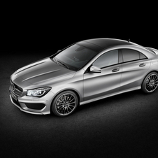 The production CLA45 AMG will be revealed in Geneva