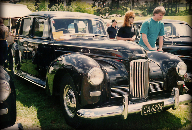 1951 Humber Imperial