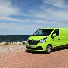 Renault Trafic 3L L1H1 1,0T 1.6 dCi S&S