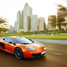 McLaren now has four dealers in the Middle East