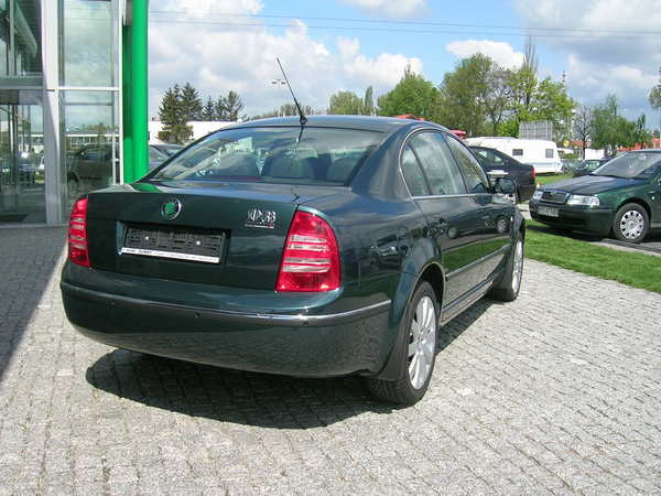Superb 2.0 TDI