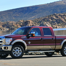 Ford F-Series Super Duty F-350 156-in. WB XLT Styleside SRW Crew Cab 4x4