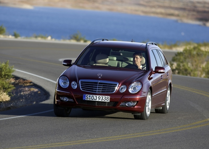 Mercedes-Benz E 320 CDI Estate 4MATIC