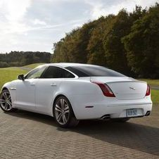 Jaguar XJ Sport and Speed Packs