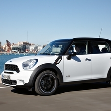 MINI (BMW) One Countryman AT