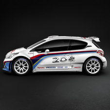 Sebastien Loeb will drive the car