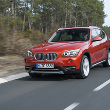 BMW X1 sDrive18d AT