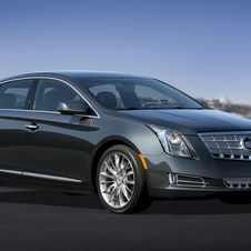 Cadillac XTS to Debut at LA Auto Show