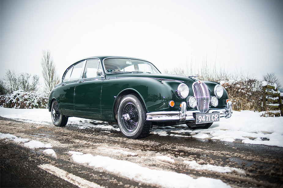Jaguar 3.8 Mark 2