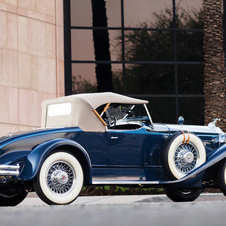 Packard Eight Speedster Runabout
