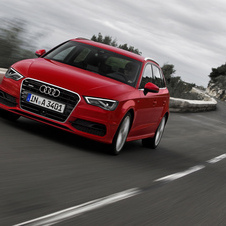 Audi A3 Sportback 1.4 TFSI Attraction