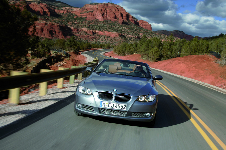 BMW 320d Cabrio Automatic Intense :: 1 photo and 55 specs :: autoviva ...