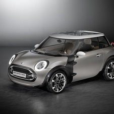 It is possible that the new platform might allow for a smaller Mini like the Rocketman concept