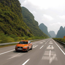 Audi is growing rapidly in China and North America