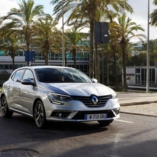 Renault Mégane Energy TCe 130 Intens