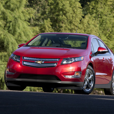 The Volt also gets a boost in mpge to 98 miles
