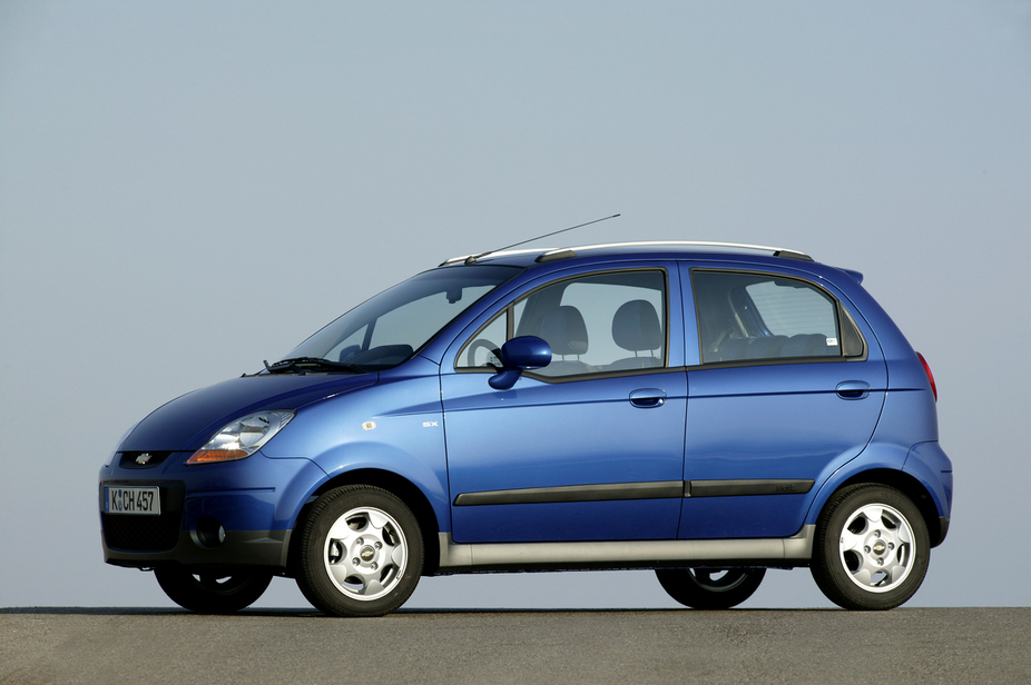 Chevrolet Matiz Automatic