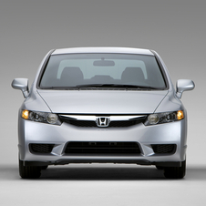 Honda Civic Coupe EX-L 5-Spd MT