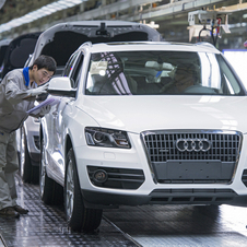 Its SUVs have begun local production in China, which will lower tariffs