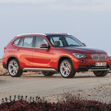 BMW X1 sDrive18i AT