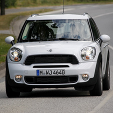 MINI (BMW) Cooper D Countryman