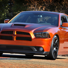 The Charger Juiced has the Viper's V10 engine