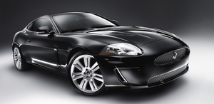 Jaguar XKR Coupé