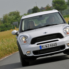 MINI (BMW) Cooper D Countryman AT