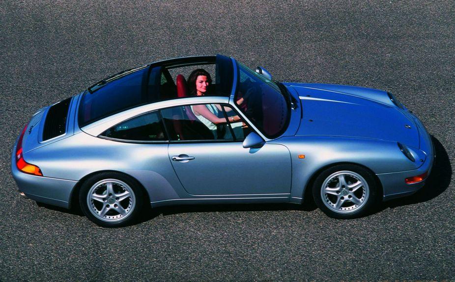 Porsche 911 Carrera Targa Tiptronic 1 Photo And 76