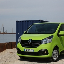 Renault Trafic 3L L2H1 1,2T 1.6 dCi S&S