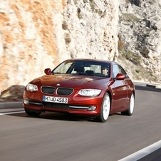 BMW 335d Coupe Sport Plus