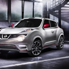 The Juke Nismo is meant to give Juke buyers a hot hatch option