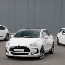 All of the DS3 models posing together