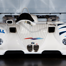 The BMW V12 LMR raced at Le Mans in 1999