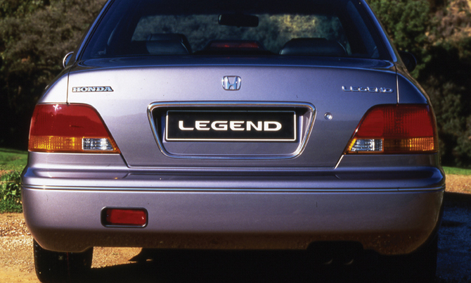 Honda Legend 3.5i V6