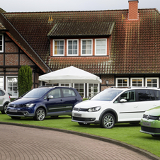 The Golf Estate gets progressive steering as part of the R-Line package