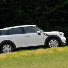 MINI (BMW) Cooper Countryman D ALL4 AT