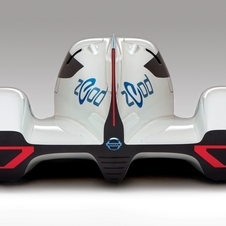 The car will race with the LMP2 cars